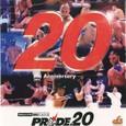 PRIDE.20 ポストカード