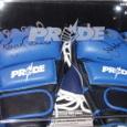 DSE公式男祭り2003 吉田秀彦VSホイス・グレイシー サイン入りPRIDEグローブ