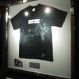 石田&川尻サイン入りTシャツ