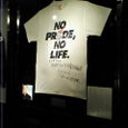 榊原信行DSE代表からもらったミュージアムへの一言入りTシャツ