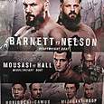 UFC JAPAN2015 全選手サイン入りポスター