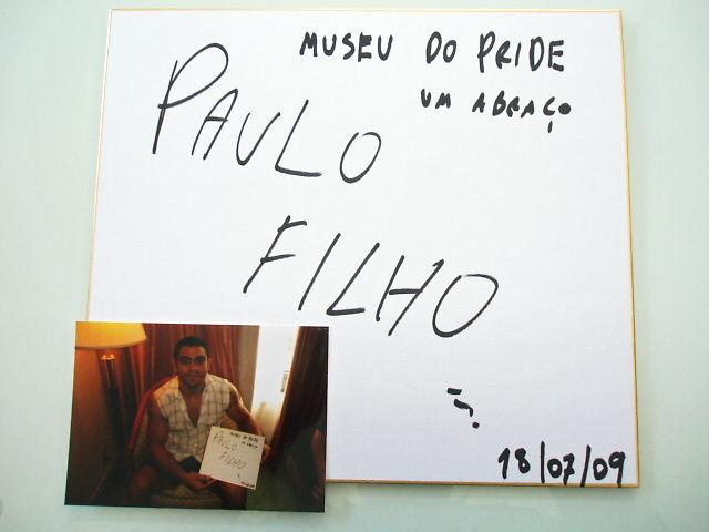 パウロ・フィリオからのメッセージ