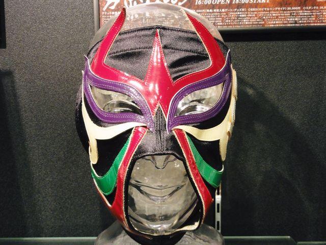 幻のサクカブキ マスク 正面