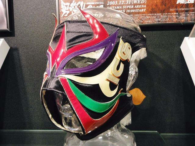 幻のサクカブキ マスク 横