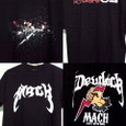 PRIDE33 INSPIRIT×DEVILOCK×桜井MACHコラボ(完全受注生産Tシャツ)&PLAYFORD VS 五味隆典Tシャツ