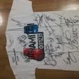 Dynamite!!2008 全選手サイン入りTシャツ 表